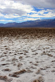 Badwater Basin, Death Valley, USA Stock Image