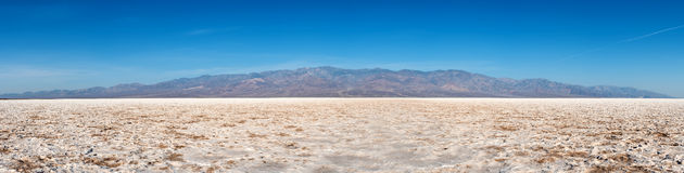 Badwater Bassin Stockfotos