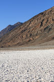 Badwater, Death Valley, la Californie Photos stock