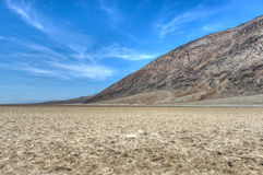 Badwater, Death Valley Royalty Free Stock Images