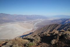 Badwater lake Stock Image