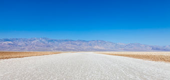 Badwater point Stock Images