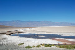 Badwater pool Stock Photography