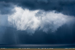 Badweather Royalty Free Stock Photography