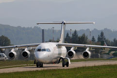 BAe Systems British Aerospace BAe 146-200 Royalty Free Stock Image