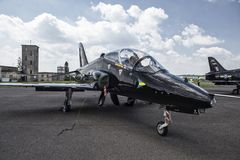 The BAE SYSTEMS HAWK Stock Photos