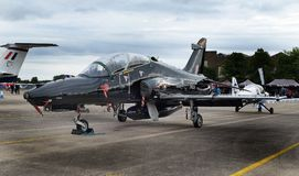 BAE Systems Hawk ground attack aircraft Royalty Free Stock Photography