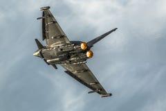 BAe tajfun - 03 Fotografia Stock
