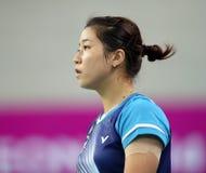 BAE Yeonju van Korea Stock Foto