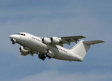 BAe146 Royalty Free Stock Photos