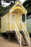 Baech Hut, Wells Next The Sea , Norfolk. Royalty Free Stock Photos