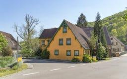 Baechlingen in Hohenlohe Royalty Free Stock Photography