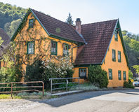 Baechlingen in Hohenlohe Royalty Free Stock Photos