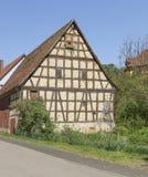Baechlingen in Hohenlohe Royalty Free Stock Image