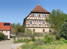 Baechlingen in Hohenlohe Stock Photos