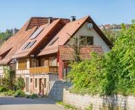 Baechlingen in Hohenlohe Royalty Free Stock Images