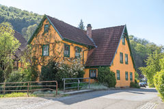 Baechlingen in Hohenlohe Stock Photography