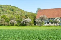 Baechlingen in Hohenlohe Stock Images