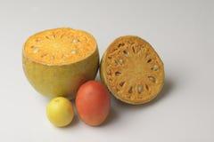 Bael-Frucht Lizenzfreie Stockbilder