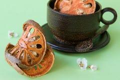 Bael Fruit tea Stock Image