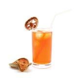 Bael fruktsaft Fotografering för Bildbyråer