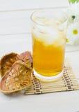 Bael-Saft, gesundes Getränk Stockfoto