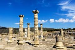 Baelo Claudia eine alte römische Stadt Stockfotos