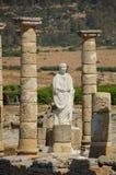 Baelo Claudia römische Ruinen lizenzfreie stockfotos