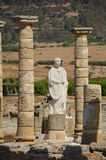 Baelo Claudia Roman Ruins Royalty-vrije Stock Foto's