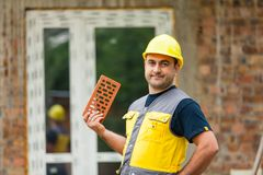 baenny снабжение жилищем крана конструкции поднимает нагрузку новую Стоковое фото RF