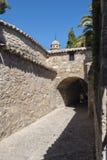 Baeza gata, Jaen, Spanien Arkivbild