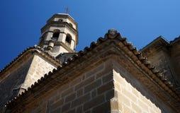 Baeza, Spain Royalty Free Stock Photography