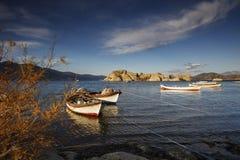 Bafa jezioro zdjęcie royalty free