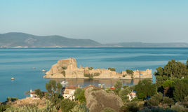 Bafa Lake Stock Photo