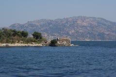 Bafa Lake arkivfoton