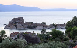 Bafa Lake - Aydin - Turkey Royalty Free Stock Image