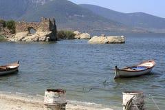 Bafa Lake - Aydin - Turkey Stock Images