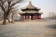 Bafang-Pavillion Lizenzfreies Stockfoto