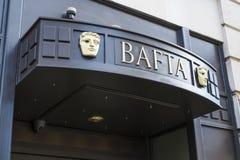BAFTA-de bouw Stock Afbeelding