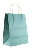 Bag. Shopping or gift bag isolated on white background Stock Photo