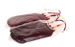 Bag of blood Stock Photos