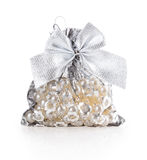 Bag bow Royalty Free Stock Photo