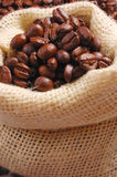 Bag of coffee. Other images of coffee also available stock images