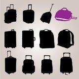 Bag collection  0058 Royalty Free Stock Photos