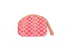 Bag for cosmetics Royalty Free Stock Images