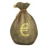 Bag Euro Stock Photography