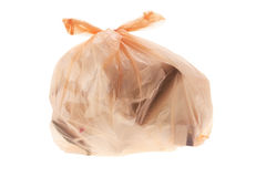 Bag of Garbage Stock Images