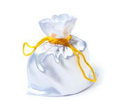 Bag for gift Royalty Free Stock Images