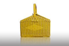 Bag gold Royalty Free Stock Image