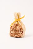 A bag for holding wedding candy Stock Photography
